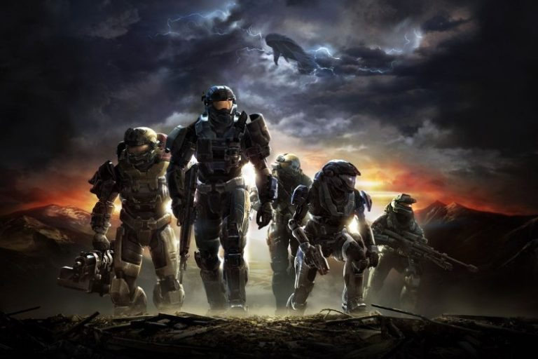 halo:reach first impressions