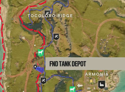 Far Cry 6  - How to Get Military Vehicles (Tank, Helicopter)